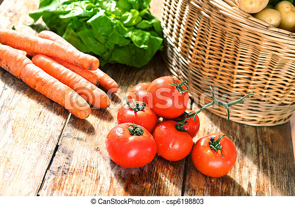 vegetables - csp6198803