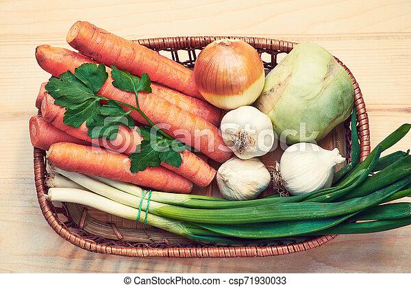 Vegetables - csp71930033