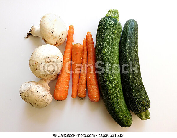 vegetables to eat - csp36631532
