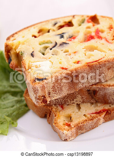 Pan vegetal - csp13198897