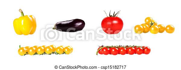 Colección vegetal - csp15182717