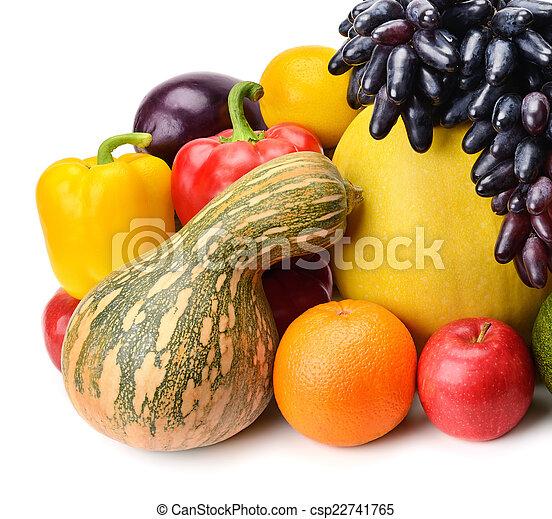 vegetal, fruta - csp22741765