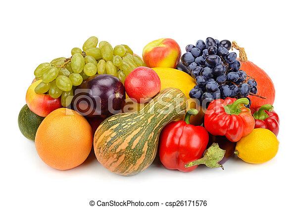 vegetal, fruta - csp26171576