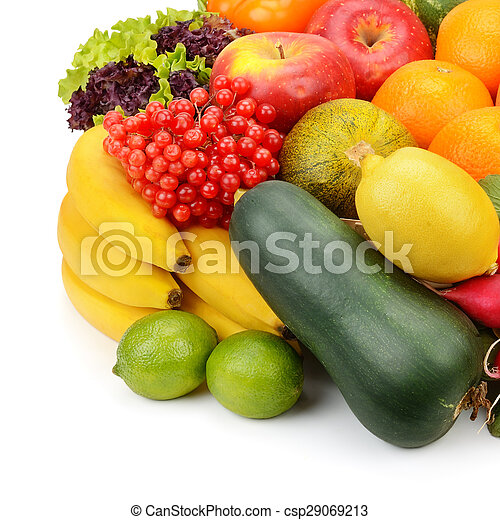 Fruta y verduras - csp29069213