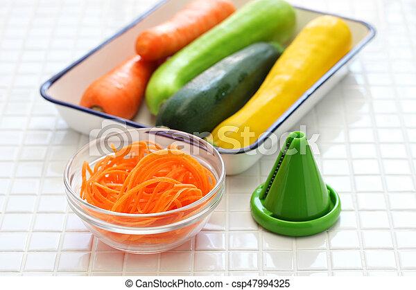 vegetal, noodles, ingredientes - csp47994325