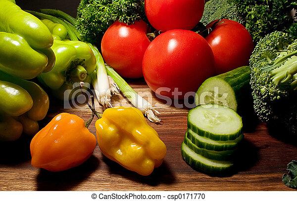 Verduras - csp0171770