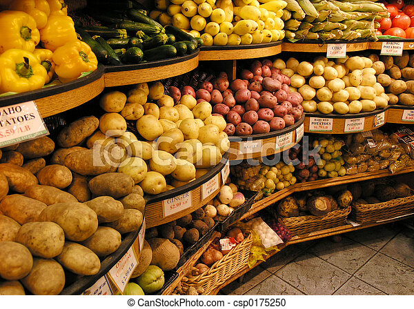 Verduras - csp0175250