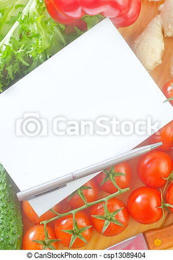 Vegetales - csp13089404