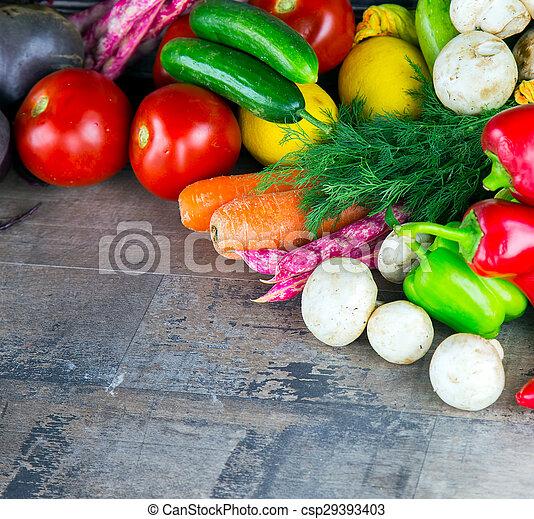 Verduras - csp29393403