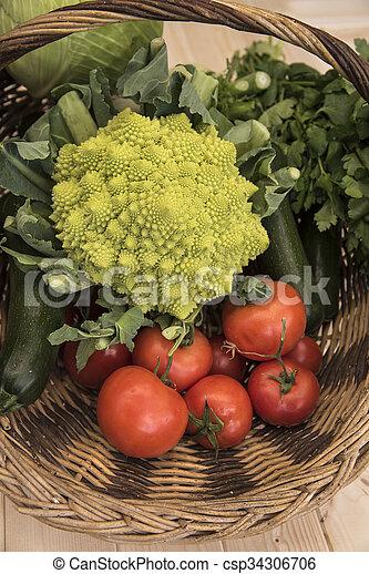 Verduras - csp34306706