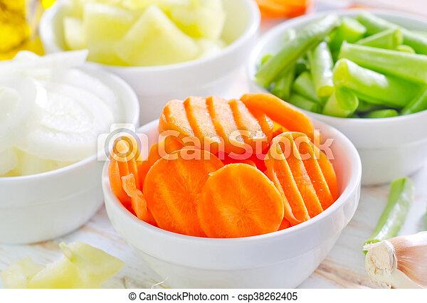 Verduras - csp38262405