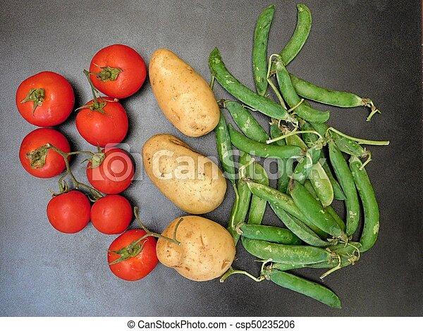 Verduras - csp50235206