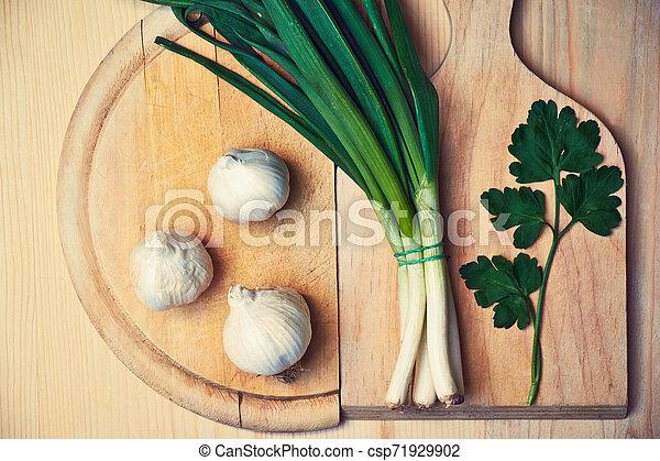 Verduras - csp71929902