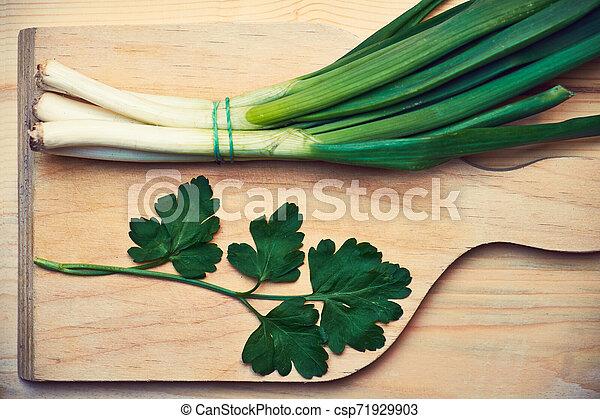 Verduras - csp71929903
