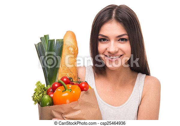 Verduras - csp25464936