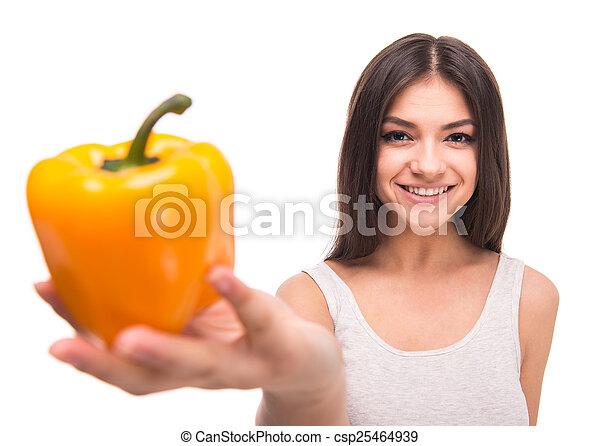 Verduras - csp25464939