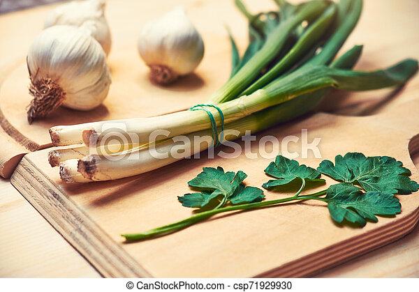 Verduras - csp71929930