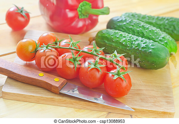 Vegetales - csp13088953
