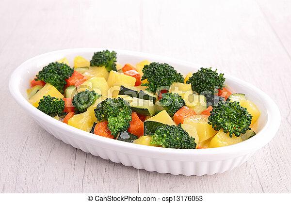 Vegetales - csp13176053