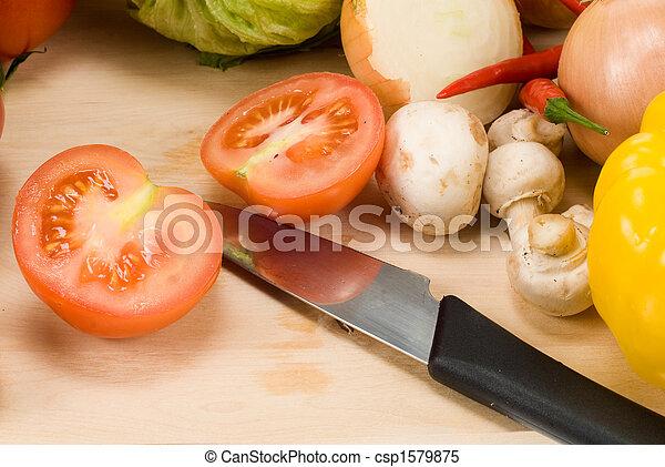 vegetales - csp1579875