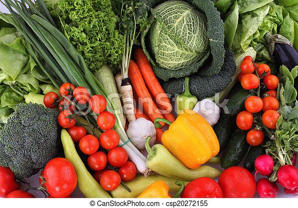 Verduras - csp20272155