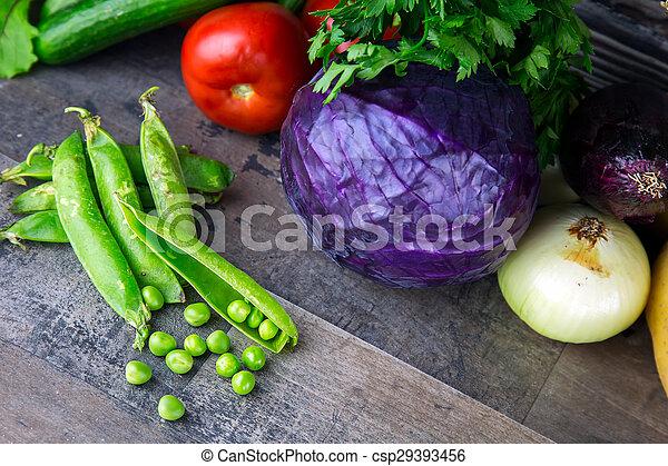 Verduras - csp29393456