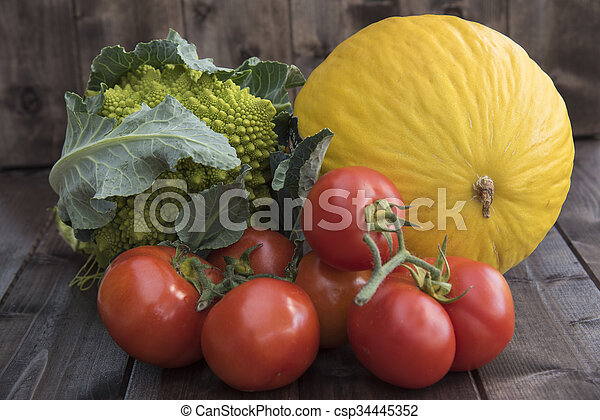 Verduras - csp34445352