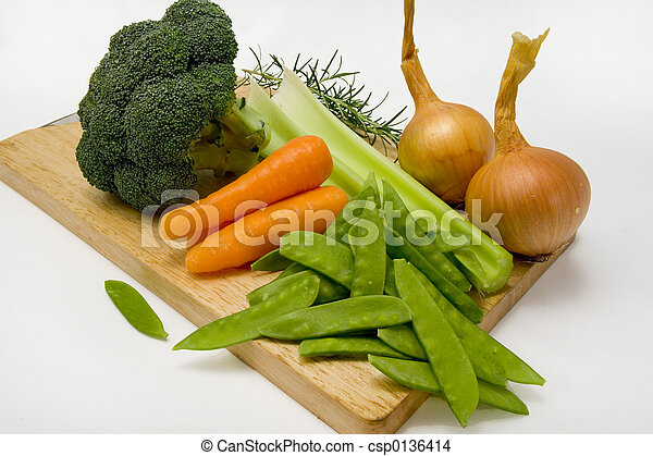 Vegetales - csp0136414