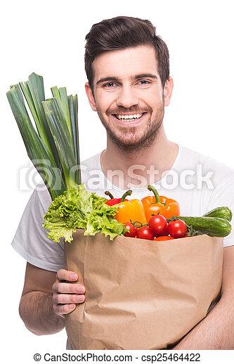 Verduras - csp25464422