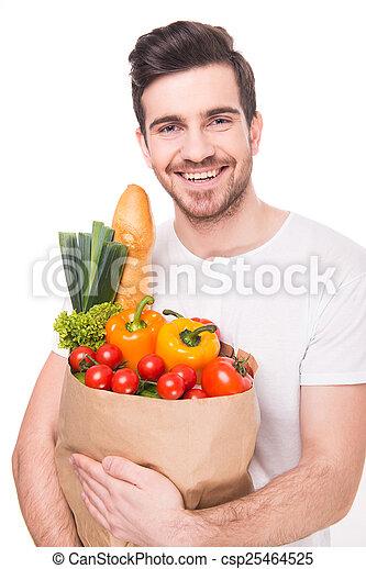 Verduras - csp25464525