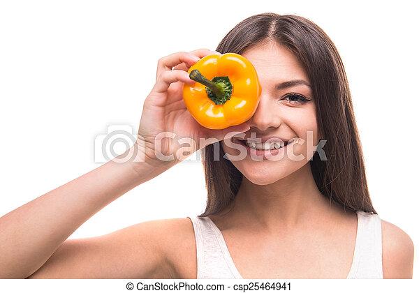 Verduras - csp25464941