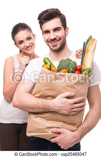 Verduras - csp25465047