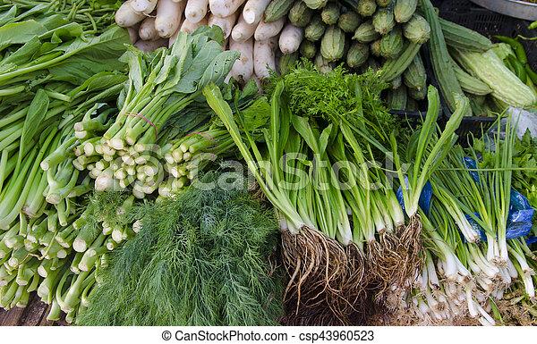 Verduras - csp43960523