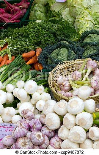 Vegetales - csp9487872