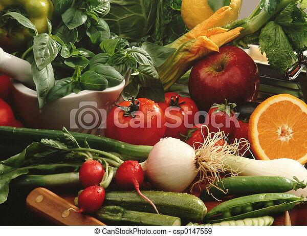 Verduras - csp0147559