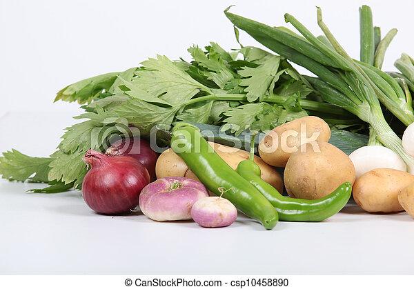 Vegetales - csp10458890