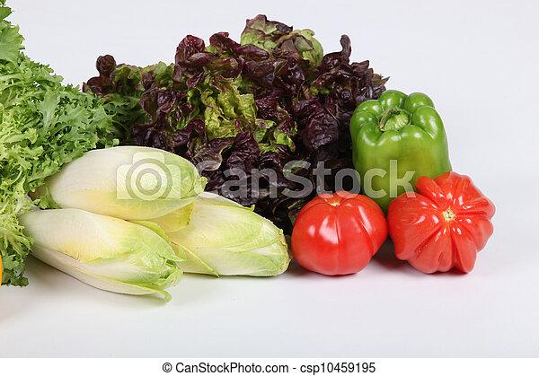 Vegetales - csp10459195
