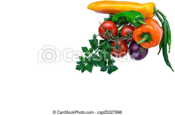Verduras - csp25327996