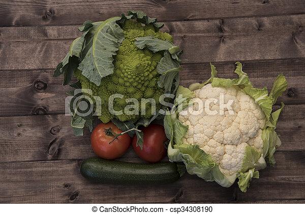 Verduras - csp34308190