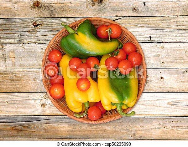 Verduras - csp50235090