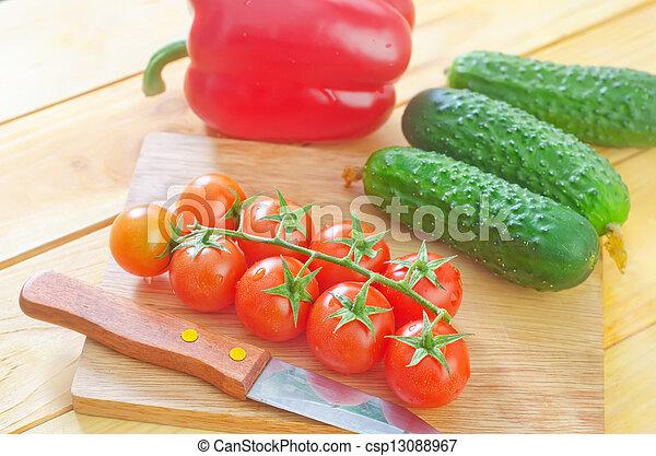 Vegetales - csp13088967