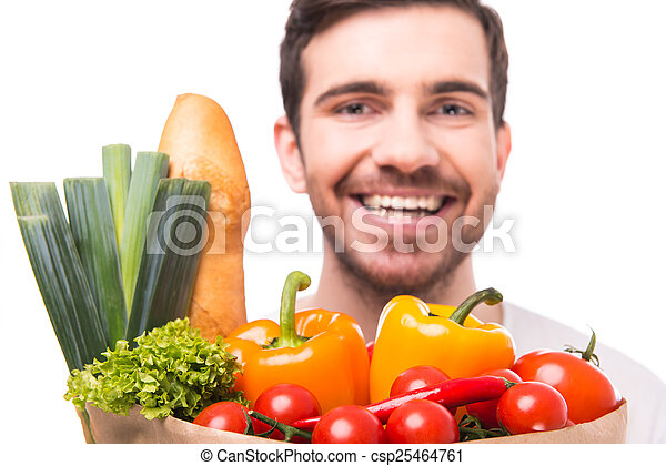 Verduras - csp25464761
