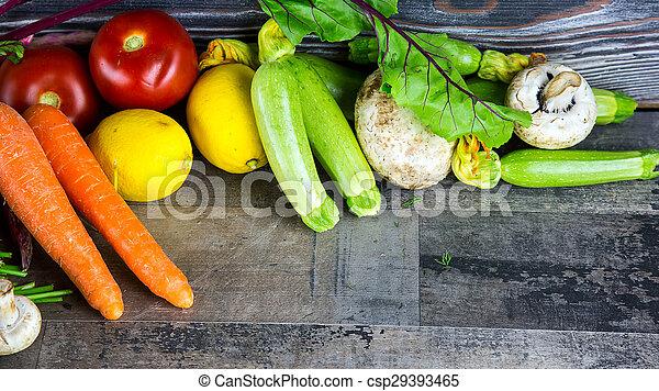 Verduras - csp29393465
