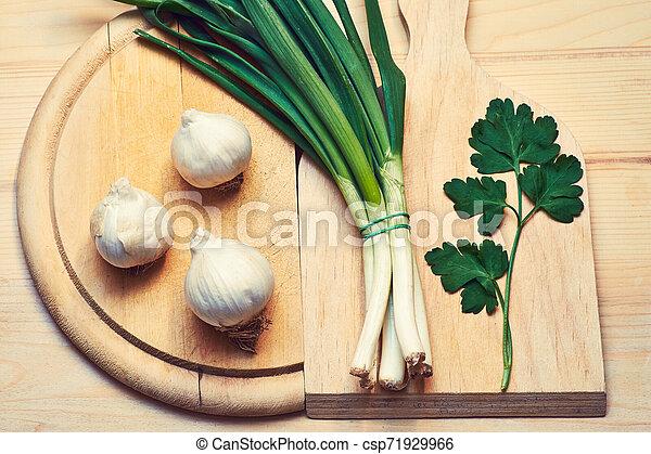 Verduras - csp71929966