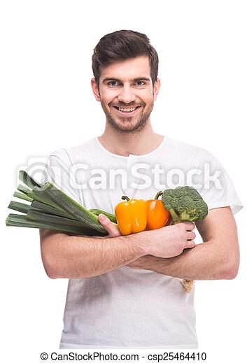 Verduras - csp25464410