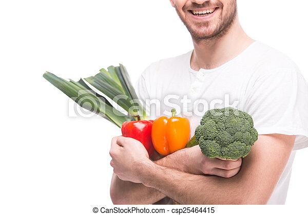 Verduras - csp25464415
