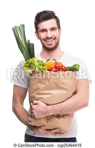 Verduras - csp25464419