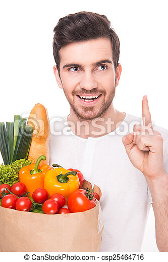 Verduras - csp25464716