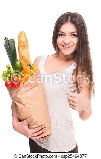 Verduras - csp25464877
