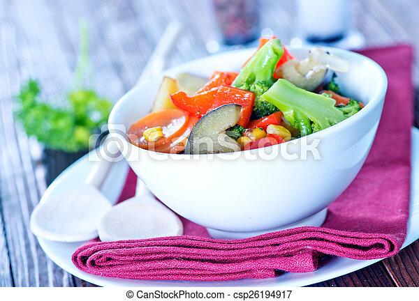 vegetales - csp26194917